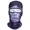 3D animal windproof balaclava full face mask