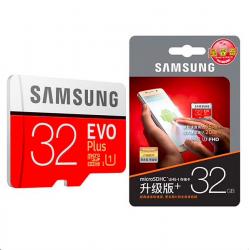 SAMSUNG EVO 32G - 64G - 128G Micro-SD-Speicherkarte - Klasse 10