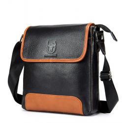 Genuine leather Schulter- und Umhängetasche