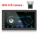 Android Din 2 - 7'' touch screen GPS Bluetooth FM WIFI car radio