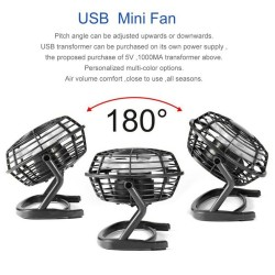 Mini USB ventilator ultra stil