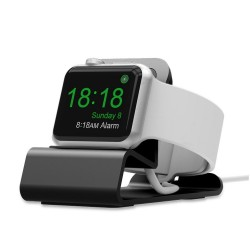 Metal charging dock station - bracket stand for Apple Watch 5/4/3/2/1 - holder