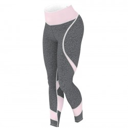 Fitness-Yoga-Trainingshosen tragen Leggings