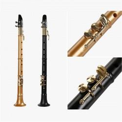 C / F tone mini saxofono