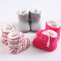 Botas calientes para bebè