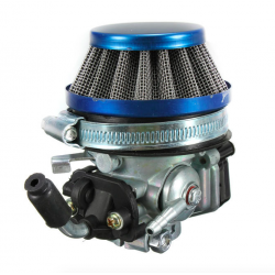 Carburetor & air filter for 49cc 50cc 60cc 66cc 80cc 2 stroke motorbike