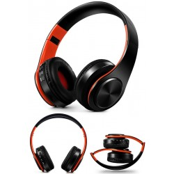 B7 Bluetooth wireless foldable headphones with microphone