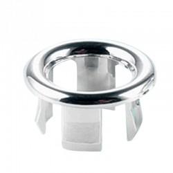 Łazienkowy pierścień otworu przelewowego