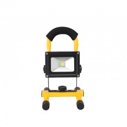 10W 20W LED rechargeable flood light portable waterproof IP65