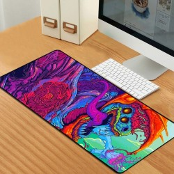 Large keyboard & mouse pad mat 80 * 30 cm