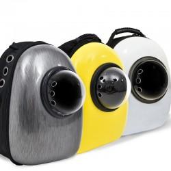 Podróżna oddychający kapsuła plecak do przenoszenia psa & kota & zwierząt domowych