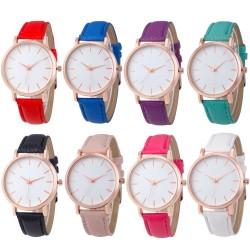 Casual dames Quartz horloge