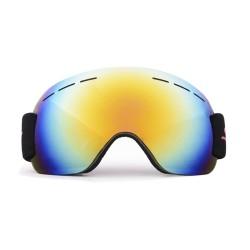 Narciarskie gogle snowboardowe - UV400 przeciwmgielne