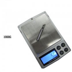Digital Pocket Precision Scale 1000g Max / 0.1g