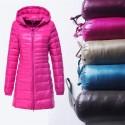 Ultralight - slank - lange jas