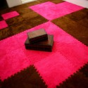 Living room - bedroom - soft carpet - puzzle mat