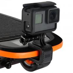 Skateboard Motorrad Lenker - gedreht Klemmhalterung - Halterung für GoPro Hero Action