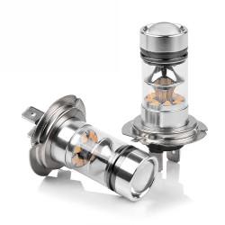 COD H7 100W LED Auto-Lampe 12-24V 2 Stück