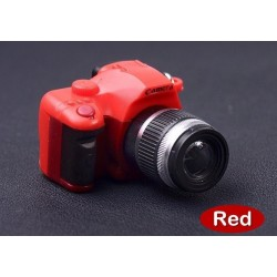 Camera sleutelhanger met knipperende LED & geluid