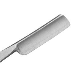 Gold Dollar barber straight razor stainless steel