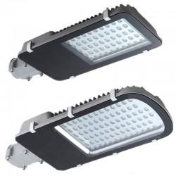 LED Straßenleuchte - 12W 24W 30W 40W 50W 60W 80W 100W 120W AC85-265V - IP65 wasserdicht