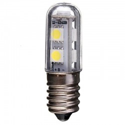 E14 1.5W - 110V/220V - LED SMD 5050 lamp bulb for fridge