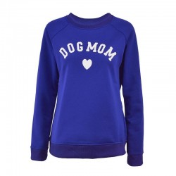 Dog Mum - warme sweatshirt