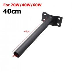 40cm - 50cm - ścienny słupek montażowy - do lampy ulicznej
