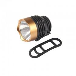 Q5 LED - 3 modes - lampe avant de vélo - étanche - batterie intégrée