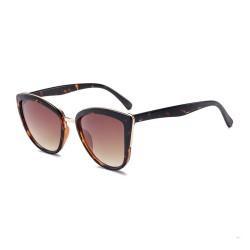 Retro kocie oko - okulary przeciwsłoneczne - UV400