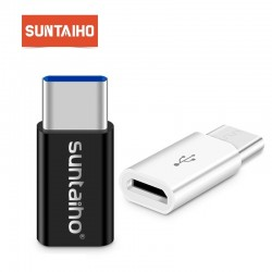 USB C do mikro USB adapter - OTG kabel typ-C konwerter 3 szt