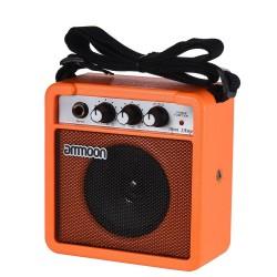 Mini 5W 9V zasilany bateryjnie wzmacniacz - głośnik do gitary & ukulele