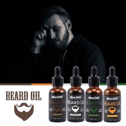 Beard & moustache grooming oil - conditioner