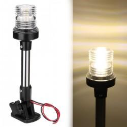 12-24V - składane - LED światło nawigacyjne do łodzi i jachtu - 25cm