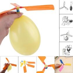 Ballonhubschrauber - fliegendes Spielzeug