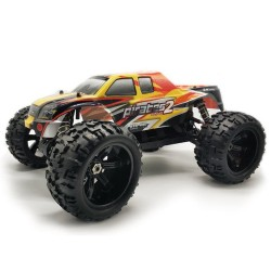 ZD Racing 9116 1/8 2.4G 4WD 80A 3670 - brushless RC car monster - Off-road truck - RTR toy