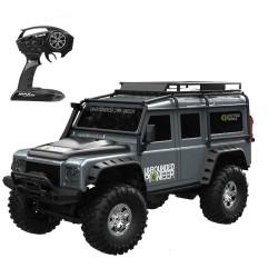 HB Toys ZP1001 1/10 2.4G 4WD samochód rajdowy RC - sterowanie proporcjonalne - pojazd retro - oświetlenie LED - model RTR