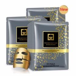 BIOAQUA Gold - głęboko nawilżająca maseczka na twarz