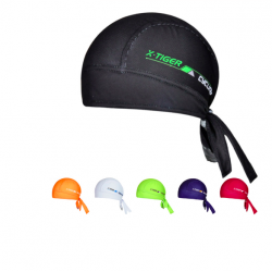 Resistencia a los rayos UV - transpirable - secado rápido - gorra de ciclismo - pañuelo en la cabeza - unisex