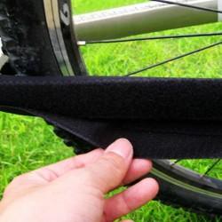 Protector de cadena de bicicleta - tapa - protege el cuadro