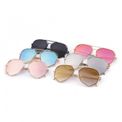 Twin-beams coating mirror - sunglasses - unisex