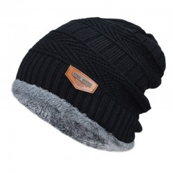Winter warm hat - cotton