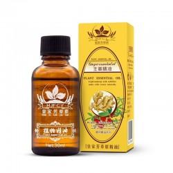 Pure esencial - aceite de masaje de jengibre 30ml