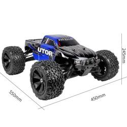 BSD Racing BS810T 1/8 2.4G 4WD 70 km / h 4S bezszczotkowy Rc Car - elektryczny samochód terenowy - model RTR
