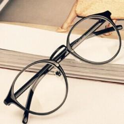 Lunettes hommes femmes Transparent Nerd lunettes lunettes verres transparents unisexe rtro lunett