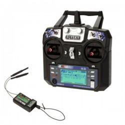 FlySky FS-i6 2.4G 6CH AFHDS RC-Funksender mit FS-iA6B-Empfänger für RC FPV-Drohne