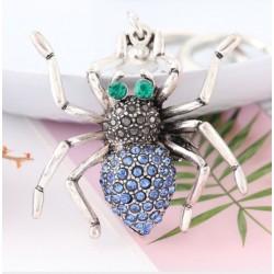 Kristall-Skorpion - Schlüsselanhänger