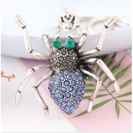 Escorpión de cristal - llavero