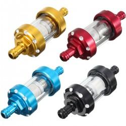 Universal 1/4 '' 6mm - Kraftstofffilter für Motorräder