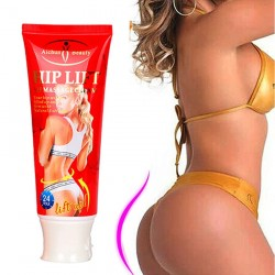 Anti-cellulite - lifting buttocks massage cream